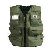Mustang Survival Inflatable Fisherman's Vest - PFD, , medium