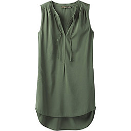 prAna Natassa Tunic - Women's, Forest Green, 256