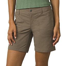 "prAna Ravenna Short 7"" Inseam - Women's, Mud, 256"