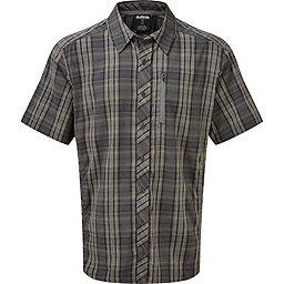 Sherpa Gokyo Short Sleeve Shirt - Men's, Monsoon Grey, 256