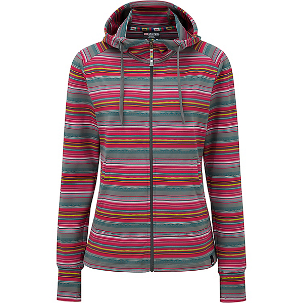 Sherpa Preeti Jacket - Women's - MD/Monsoon Multi, Monsoon Multi, 600