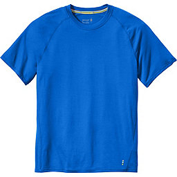 Smartwool Merino 150 Baselayer Short Sleeve - Men's, Bright Blue, 256