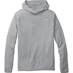 Smartwool Merino 150 Pattern Hoody - Men's, Light Gray, 256