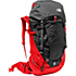 The North Face Cobra 60 Fiery Red/Tnf Black