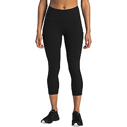 The North Face Motivation High Rise Pocket Crop - Women's, TNF Black, 256