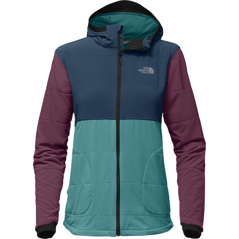 be64f5f80 The North Face Mountain Sweatshirt Full Zip Hoodie - Women's