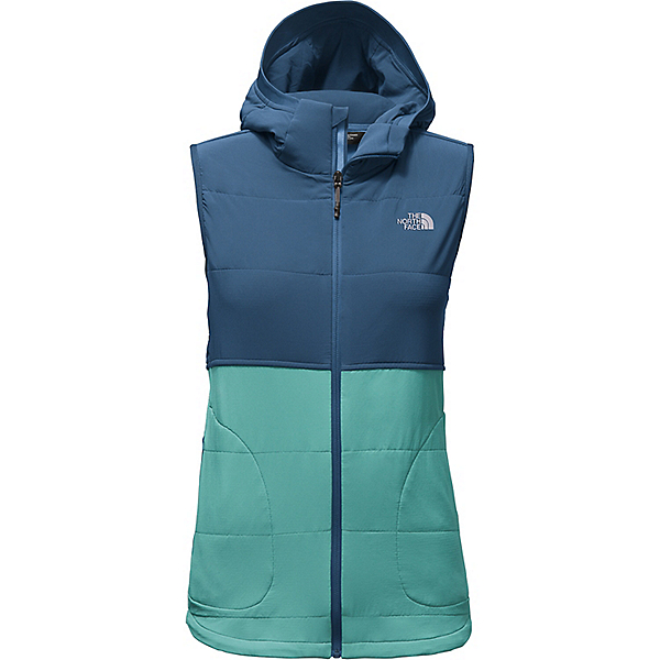 6913ed718a7 The North Face Mountain Sweatshirt Hooded Vest - Women s