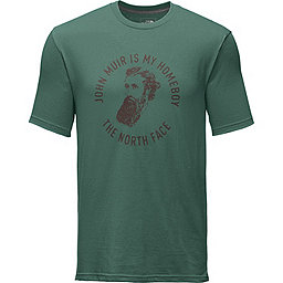 The North Face Short Sleeve Bottle Source Novelty T - Men's, Smoke Pine, 256
