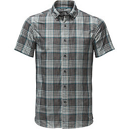 The North Face Short Sleeve Monanock Shirt - Men's, Asphalt Grey, 256