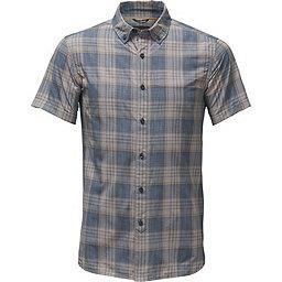 The North Face Short Sleeve Monanock Shirt - Men's, Urban Navy, 256