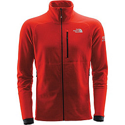 The North Face Summit L2 Fuseform Fleece Full Zip - Men's, Fiery Red, 256