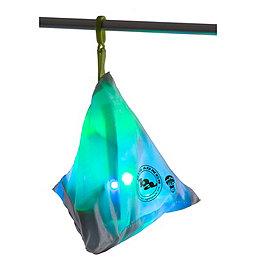 Big Agnes mtnGLO Tent & Camp Lights, Blue-Green, 256