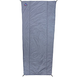 Big Agnes PrimaLoft Sleeping Bag Liner, Gray, 256