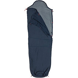 Big Agnes Silk Sleeping Bag Liner, Shale, 256