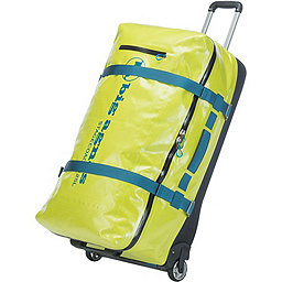 Big Agnes Stagecoach Wheeled Duffel, Lime, 256