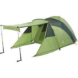 Big Agnes Tensleep Station 4 Person Tent, Green, 256