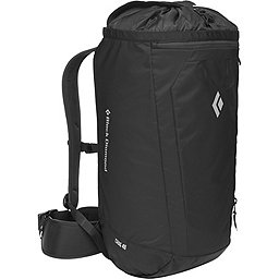 Black Diamond Crag 40, Black, 256