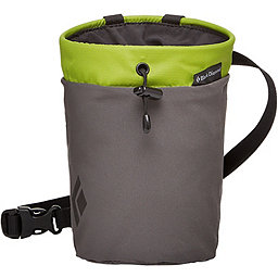 Black Diamond Gym Chalk Bag, Verde, 256