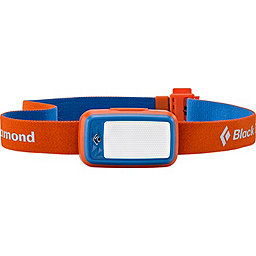 Black Diamond Wiz Headlamp, Vibrant Orange, 256