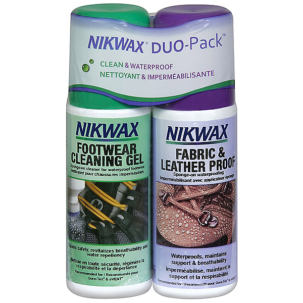 Nikwax Fabric & Leather Sponge DUO-Pack, , 600