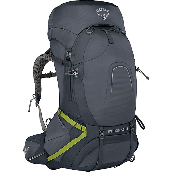 Osprey Atmos AG 65 - Men's, Abyss Grey, 600