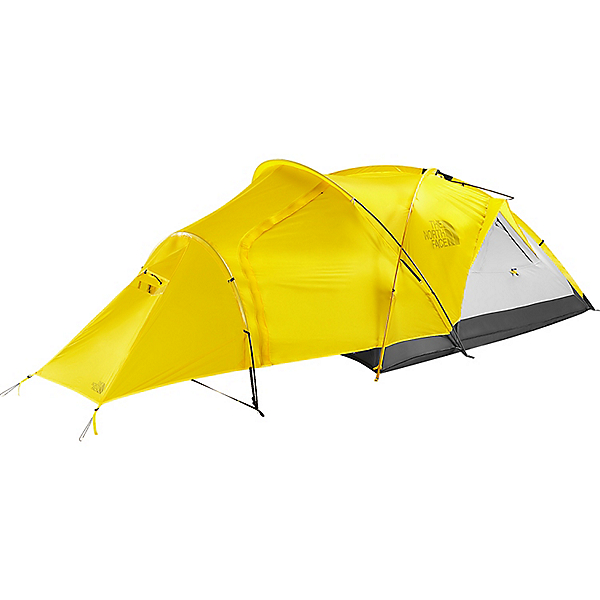 TNF Alpine Guide 3, Canary Yellow-High Rise Grey, 600