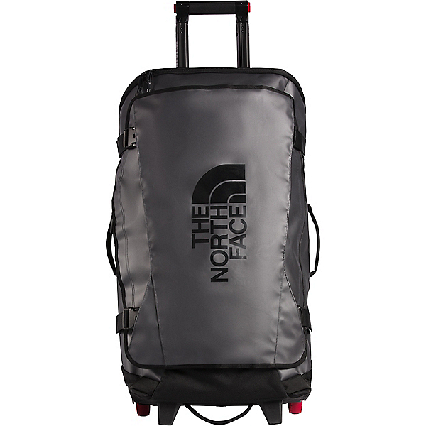 The North Face Rolling Thunder Wheeled Duffel - 30IN/Asphalt Grey-TNF Black, Asphalt Grey-TNF Black, 600