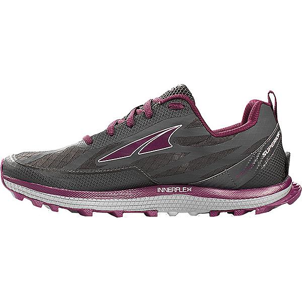 Altra Superior 3.5 - Women's - 7.5/Gray-Purple, Gray-Purple, 600