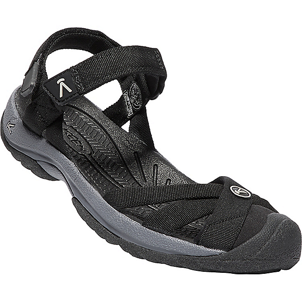 Keen Bali Strap - Women's, Black-Steel Grey, 600