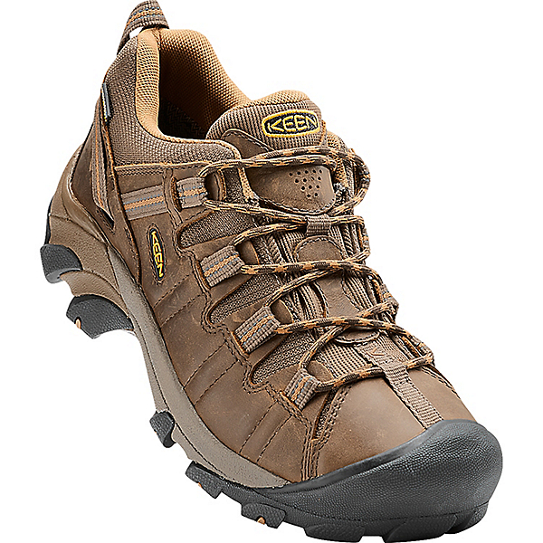 Keen Targhee II WP - Men's, Cascade Brown-Brown Sugar, 600