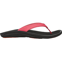 Olukai Kulapa Kai - Women's, Guava Jelly-Black, 256