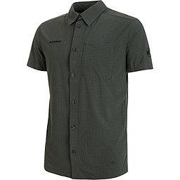 Mammut Trovat Trail Shirt - Men's, Graphite, 256