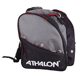 Athalon Sports Gear Deluxe Tri-Athalon Boot Bag, Gray-Black, 256