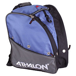 Athalon Sports Gear Deluxe Tri-Athalon Boot Bag, Glacier Blue-Gray, 256
