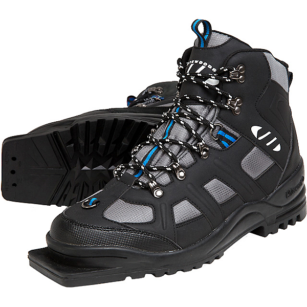 Whitewoods Model 301 Insulated 75mm 3-pin XC boot, Black, 600