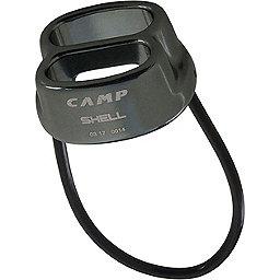 CAMP USA Shell Belay Device, Black, 256