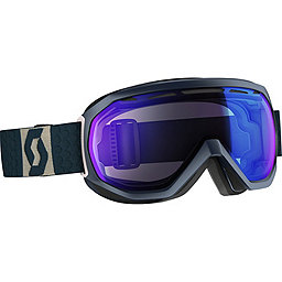 Scott Notice OTG Goggle, EclipseBluGrey-IllumBluChrome, 256