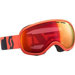 Scott Off-Grid Goggle, FluoOrangeGrey-IllumRedChrome, 256