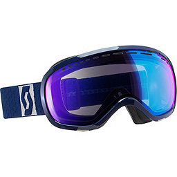 Scott Off-Grid Goggle, EclipseBlu-GreyIllumBlueChrome, 256