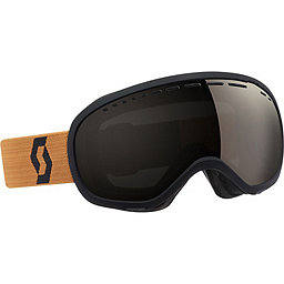 Scott Off-Grid Goggle, BlackMustardYel-SolBlkChrome, 256