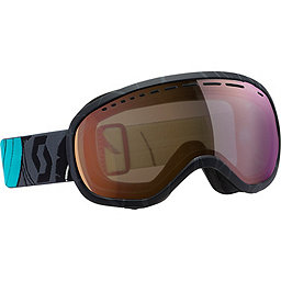 Scott Off-Grid Goggle, BlkSoftYel-EnhancerGoldChrome, 256