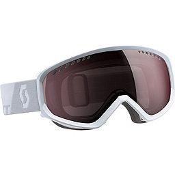 Scott Faze Goggle, White-EnhancerSilverChrome, 256
