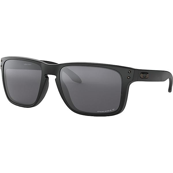 Oakley Holbrook XL Sunglasses, Matte Black w-PRIZM Blk Pol, 600