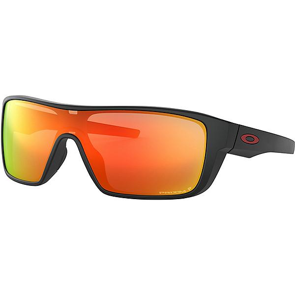 Oakley Straightback Sunglasses - Matte Black w-PRIZM Ruby Pol, Matte Black w-PRIZM Ruby Pol, 600