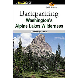 Falcon Guides Backpacking Alpine Lakes Wilderness: 1st Ed, , 256