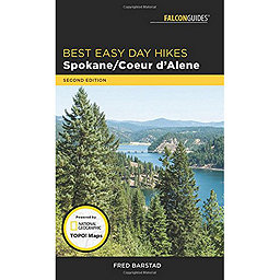 Falcon Guides Best Easy Day Hikes Spokane/CDA, 2nd Ed, , 256