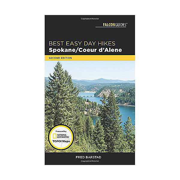 Falcon Guides Best Easy Day Hikes Spokane/CDA, 2nd Ed, , 600