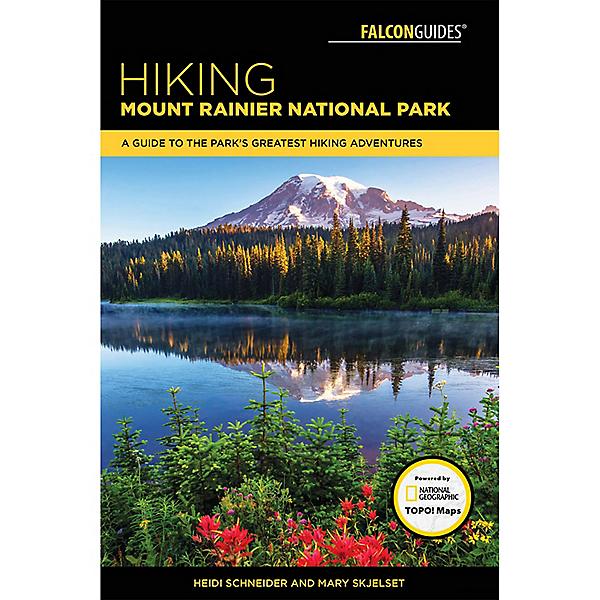Falcon Guides Hiking Mt Rainier National Park: 4th Ed, , 600