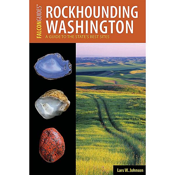 Falcon Guides Rockhounding Washington, , 600