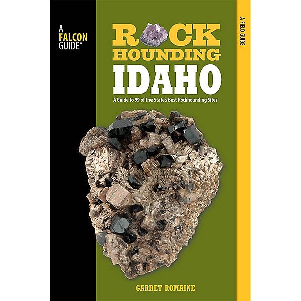 Falcon Guides Rockhounding Idaho, , 600